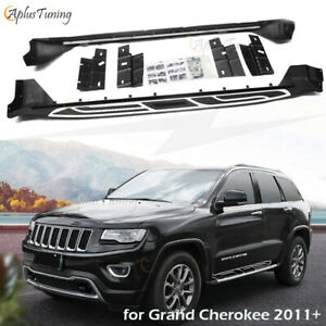 Fit For 2011 2020 Jeep Grand Cherokee Running Boards Side Step Nerf Bar Us Stock