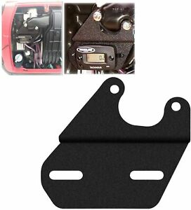 Universal Tach Hour Meter Mounting Bracket For Eu1000i Eu2000i Honda Generators