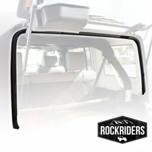2011 2017 Jeep Wrangler Hardtop Lift Gate Glass Surround Weatherstrip 68088043aa