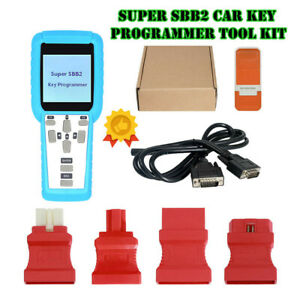 Super Sbb2 Car Key Programmer Tool Kit For Immo Odometer Obd Software Tpms Eps