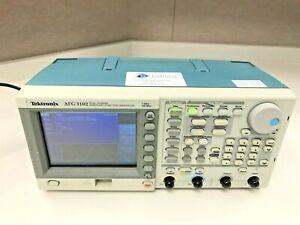 Tektronix Afg3102 Dual Channel Arbitrary function Generator Calibrated