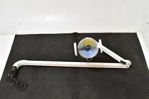 Great Used Belmont Dental Exam Light Surgical Lighting Unit Low Price