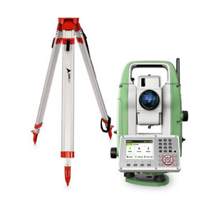 Leica Flexline Ts07 Wlan Bluetooth Survey Reflectorless Manual Total Station