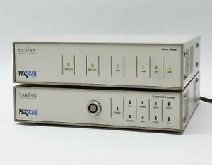 Varian Paxscan X ray Obi Command Processor 42008104 2520 Power Supply 11092