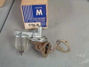 Nos New Ford Fuel Pump 1947 1953 1952 1951 1950 1949 1948 9786 Parts Truck Car