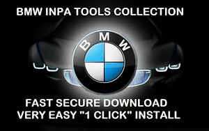 Bmw Diagnostic Software Collection Inpa 5 06 2019 One Click Install