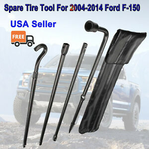 Tire Repair Kits Tool Set For Ford F 150 2004 2014 Anti Oxidation Paint Steel