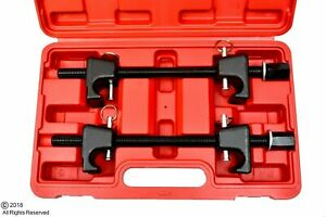 Macpherson Strut Spring Compressor 2pc Install Remove Coil Springs Heavy Duty