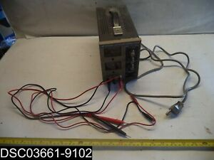 Used Bk Precision Dc Power Supply 1630