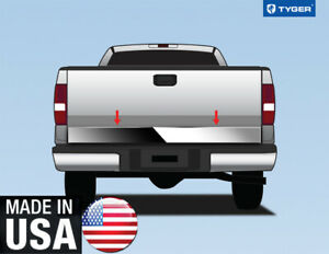 Chrome Accessories Tailgate Trim Fit 04 08 Ford F 150 1p