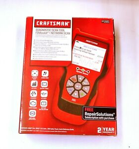 Craftsman Diagnostic Scan Tool Fixassist Network Scan 091681 Free Shipping