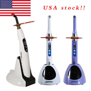 Usa Woodpecker Style Dental Wireless Iled Led Curing Light Lamp 1 Second St 1s