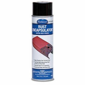 Eastwood Matte Red Rust Prevention Encapsulator Aerosol 15oz Low Voc Formula