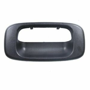 Tail Gate Tailgate Handle Bezel Trim For Chevy Silverado Gmc Sierra 1999 2007