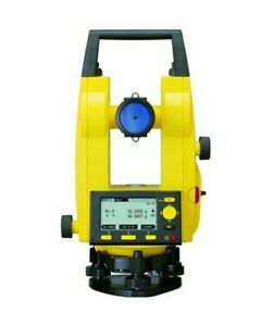 Leica Builder 100 Series Construction Theodolite With Laser Plummet And Tripod