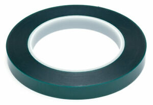 Eastwood Hotcoat 1 2 Inch X 72 Yd High Temperature Polyester Masking Kapton Tape