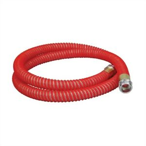 Tp Tools Hvlp Turbine 5 Ft Flex Hose Made In Usa C 74660