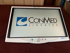 Conmed Linvatec 26 Hd Flat Panel Monitor Hd1080p W Power Supply Vp4826 a6 2