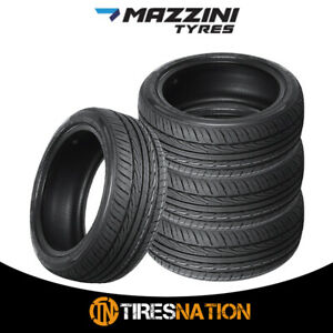 4 New Mazzini Eco607 215 45zr17 91w Tires