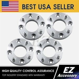 4 Wheel Adapters Atv 4x156 To 5 Lug 114 3 5x4 5 Spacers 1 Thick