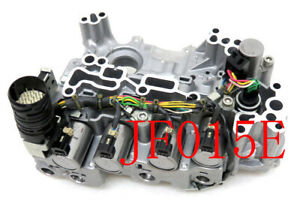 Rebuilt Jf015e Valve Body W Solenoids Updated 2012up Nissan Cube