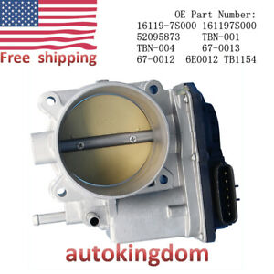 Fuel Injection Throttle Body Assembly For 2005 2017 Nissan Frontier 4 0l 67 0012