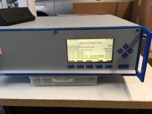 Methane Analyzer Rosemount Nga 2000 Ch4 Gas Analyzer Calibrated New Open Box