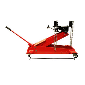 Heavy Duty 1 Ton Low Profile Lift Transmission Floor Jack 2000lbs