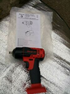 Snap on 3 8 Drive 18v Lithium Cordless Impact Wrench Ct8810a