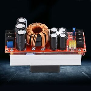 Dc dc Step Up Converter Voltage Power Supply Boost Module 1500w 10 60v To 12 90v