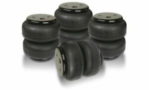 Air Lift Dominator 2600 Lbs Air Bags 1 2 Npt Port For Heavy Cars Trucks 4pack