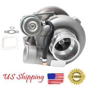Upgraded Aftermarket Gt28 Gt2871 Gtx2871 Turbo Compressor A R 64 T25 Turbine