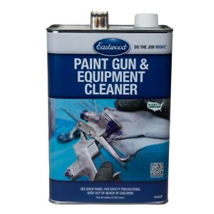 Eastwood Paint Gun And Equipment Cleaner 1 Gallon