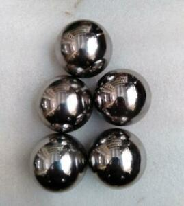 44 5 Mm Diameter Chrome Steel Balls 44 5mm Bearings Balls 5 Pcs Steel Ball