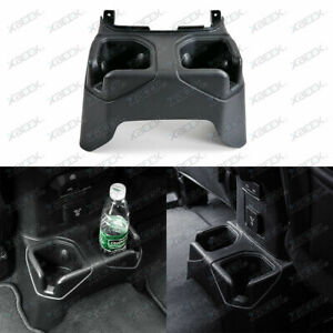 Rear Cup Holder Rear Console Mounted Drink Holder For 2018 2020 Jeep Wrangler Jl