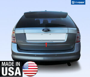Chrome Accessories License Plate Trim For 07 20 Ford Edge 1p
