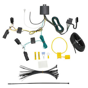 Trailer Wiring Light Harness Kit For 18 20 Gmc Terrain Without Tow Prep Package