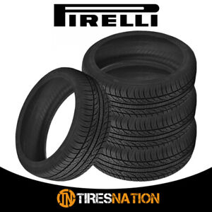 4 New Pirelli Pzero Nero As 275 40zr20 106y Tires