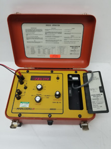 Analogic An6520 Thermocouple Tester calibrator