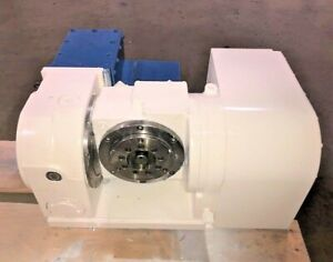 Kitagawa Tt120 4th 5th Axis Rotary Table Fanuc Compatible New 2007