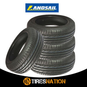 4 New Landsail Ls388 205 70 16 98h Performance Touring Tire