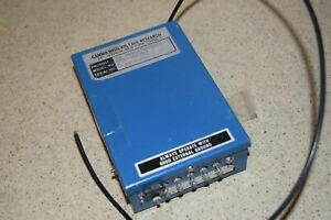 Gamma High Voltage Research Hv Power Supply Model Rc5 1n m83 f1