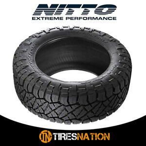 1 New Nitto Ridge Grappler 305 50r20xl 120q Tires