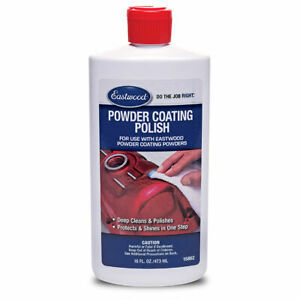 Eastwood Powder And Paint Polish Protection 16oz Liquid Automotive Care Easy Use