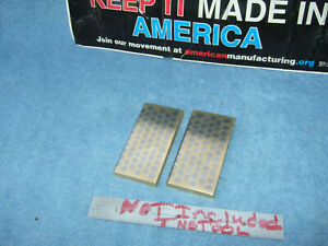 Magnetic Transfer Parallels 2 32 x1 6 x2 95 Machinist Toolmaker Surf Grinder