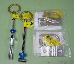 Assorted Dbi sala Fall Protection Safety Anchor Points