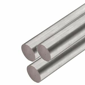 17 4 Stainless Steel Round Rod 0 500 1 2 Inch X 12 Feet 3 Pieces 48 Long