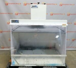 Sas Sentry Air Systems Ss 330 dsh c Extractor Ductless Spray Booth 40