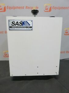 Sas Sentry Air Systems Mounted Air Cleaner Ductless Spray Booth Ss 340 dsh c