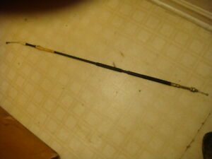 1970s Mercury Capri Clutch Cable Made In West Germany Reads 41202 Read More